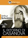 Il ritorno di Casanova - Arthur Schnitzler