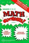 Math Contests-Grades 4, 5 & 6: School Years: 1979-80 through 1985-86 (Volume 1) - Steven R. Conrad