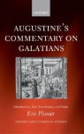 Commentary on Galatians (Early Christian Studies) - Augustine of Hippo, Eric Plumer