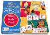Now I Know My ABC's [With Box W/Pullout Storage Tray, Magnetic Board on Gate and 26 4-Piece] - Nora Gaydos