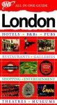 All-In-One Guide to London - Automobile Association of America