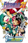 Eyeshield 21, Vol. 1: The Boy With the Golden Legs - Riichiro Inagaki, Yusuke Murata