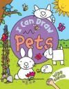 I Can Draw: Pets - Simon Abbott