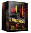 Darby Stansfield Thriller Series (Books 1-3 & Bonus Novella) - Ty Hutchinson
