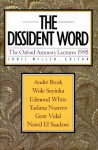 The Dissident Word - Chris Miller