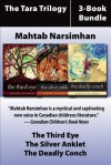 The Tara Trilogy 3-Book Bundle: The Third Eye / The Silver Anklet / The Deadly Conch - Mahtab Narsimhan