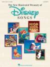 The New Illustrated Treasury of Disney Songs: Piano-Vocal-Guitar - Hal Leonard Publishing Company