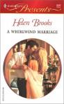 A Whirlwind Marriage - Helen Brooks