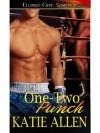 One-Two Punch - Katie Allen