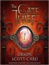 The Gate Thief (Mithermages, #2) - Orson Scott Card, Stefan Rudnicki, Emily Rankin