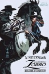 The Lone Ranger The Death of Zorro #4 - Ande Parks