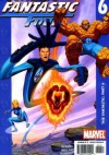 Ultimate Fantastic Four #6 - Mark Millar, Brian Michael Bendis, Adam Kubert