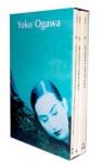 Coffret en 3 volumes Le Réfectoire un soir et une piscine sous la pluie, L'annulaire, Hôtel Iris - Yōko Ogawa