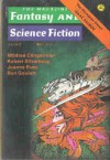 The Magazine Of Fantasy And Science Fiction, June 1975 - Edward L. Ferman