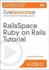 RailsSpace Ruby on Rails Tutorial [With DVD] - Addison Wesley