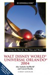 Econoguide Walt Disney World, Universal Orlando 2004: Also Includes SeaWorld and Central Florida - Corey Sandler