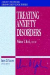 Treating Anxiety Disorders - Walton T. Roth, Irvin D. Yalom