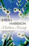 Matters Arising - Sarah Harrison