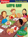 Let's Eat: Puzzlemania (R) Food - Highlights for Children