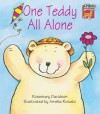 One Teddy All Alone - Rosemary Davidson, Richard Brown, Kate Ruttle