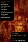 The Best Horror of the Year Volume 3 - Ellen Datlow, Cody Goodfellow, Reggie Oliver, John Langan