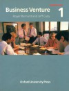 Business Venture 1 - Roger Barnard, Jeff Cady