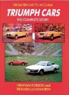 Triumph Cars: The Complete Story - Graham Robson, Richard Langworth