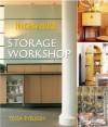 House Beautiful Storage Workshop - Tessa Evelegh, House Beautiful Magazine