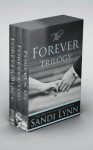 The Forever Trilogy: Forever Black, Forever You, Forever Us - Sandi Lynn
