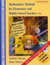 Mathematics Methods for Elementary and Middle School Teachers, Active Learning Edition - Mary M. Hatfield, Gary G. Bitter, Nancy Tanner Edwards