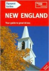 Signpost Guide New England, 2nd: Your Guide to Great Drives - Tom Brass, David Lyon, Patricia Harris, Stephen Morgan