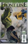 World War Hulk - Front Line #5 (Marvel Comics) - Paul Jenkins, Ramon Bachs, Shawn Martinbrough