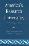 America's Research Universities: The Challenges Ahead - Abraham Gitlow, Howard S. Gitlow, Ernest Kurnow