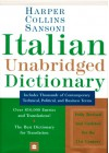HarperCollins Sansoni Italian Dictionary - Henry H. Collins Jr., Vladimiro Macchi