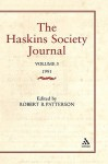 The Haskins Society Journal Studies in Medieval History: Volume 2 - Robert Patterson