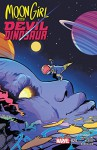 Moon Girl and Devil Dinosaur (2015-) #20 - Brandon Montclare, Natacha Bustos