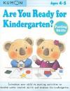 Are You Ready for Kindergarten? Pasting Skills - Kumon Publishing