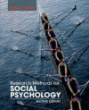 Research Methods for Social Psychology, 2nd Edition - Dana S. Dunn