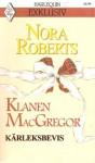 Kärleksbevis (The MacGregors, #3) - Nora Roberts
