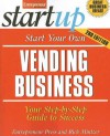 Start Your Own Vending Business - Rich Mintzer