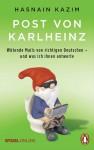 Post von Karlheinz - Hasnain Kazim