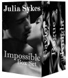 Impossible Series Box Set (Savior, Rogue, and Knight): Impossible #2-4 - Julia Sykes
