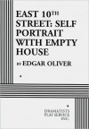 East 10th Street: Self Portrait with Empty House - Edgar Oliver