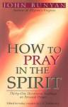 How to Pray in the Spirit: Thirty-One Devotional Readings on Personal Prayer - John Bunyan