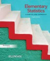 Elementary Statistics: A Step By Step Approach with Data CD and Formula Card - Allan Bluman