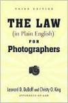 The Law (in Plain English) for Photographers - Leonard Duboff, Christy King