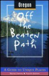 Off the Beaten Path Oregon - Myrna Oakley