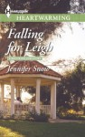 Falling for Leigh - Jennifer Snow