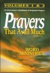 Prayers That Avail Much: Volumes one & two - Word Ministries, Inc, Germaine Copeland