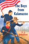The Boys from Kalamazoo - T.J. Johnston